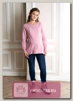 Свитшот для беременных Санти пудра