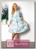 Платье для беременных Надин салатовый