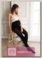 Колготки для беременных 250 den черный